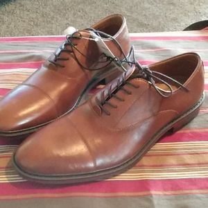 Goodfellows and co brown shoes